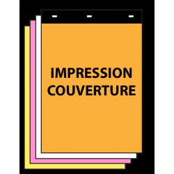 Impression couverture