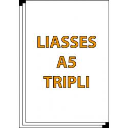 Liasse individuelle A5 Triplicata