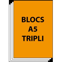 Blocs A5 Triplicata 50